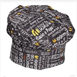 Gorro  Chef Estampado