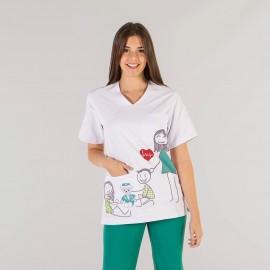 Pijama cirúrgico (Túnica)
